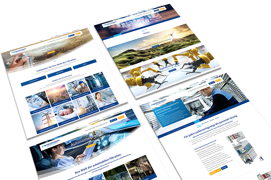 Website Freudenberg Filtration Technologies