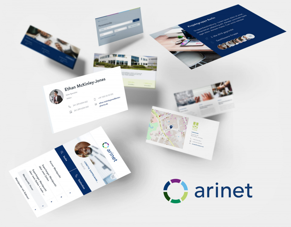 Aristo Pharma Intranet