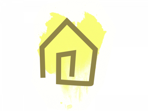 Signet Yellow House of Change