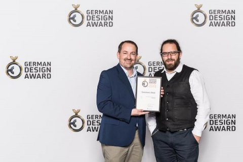 German Design Award for Intranet Com.In